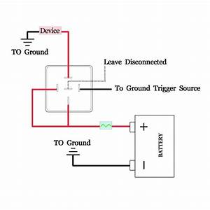 5 Pin Relay Socket Wiring Diagram