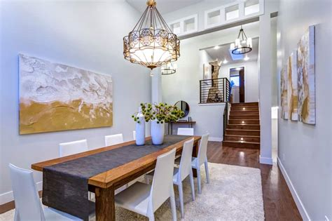 White Decor Dining Areas by 101 Dining Room Decor Ideas Photo Styles Colors And Sizes
