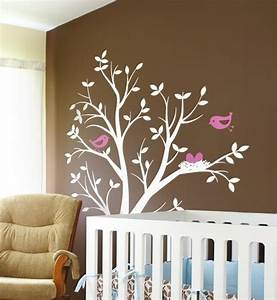 Cool nursery wall stickers kidsomania
