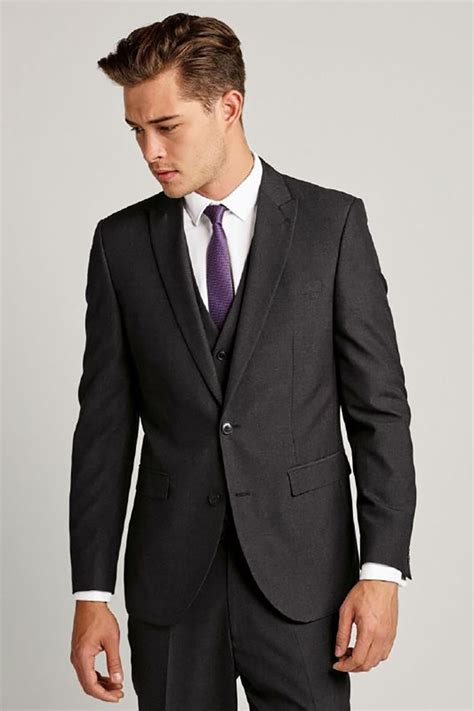 Black Wedding Suit  My Dress Tip
