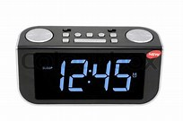 Image result for Royalty Free Picture of clock Radio In The Dark