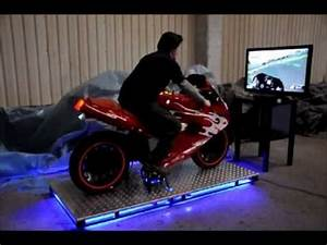 HKB Real Motorbike Simulator For PS3 YouTube