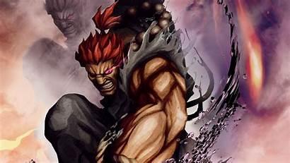 Oni Akuma Fighter Street 1080p Wallpapers Cool