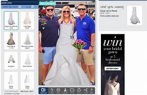 virtually try on wedding dresses swankey events With virtual try on wedding dress