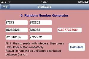 Online Graphing Calculator Random Number Generator  random number