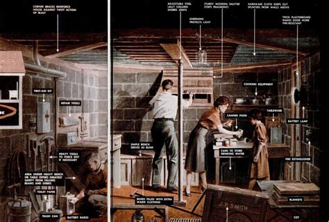 Home Nuclear Bomb Shelter