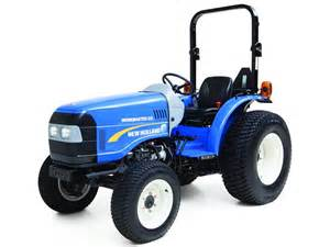 New Holland Tractor Workmaster 35