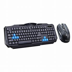 2.4Ghz Wireless Gaming Keyboard Mouse Combo Set Waterproof ...