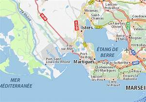 Mediaco Fos Sur Mer : map of fos sur mer michelin fos sur mer map viamichelin ~ Premium-room.com Idées de Décoration