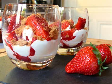 fraises au mascarpone