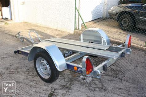 remorque porte moto norauto remorque neuve norauto 123 remorque