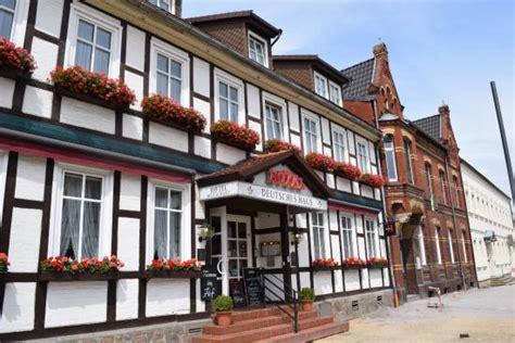 Hotelrestaurant Deutsches Haus, Arendsee  фото ресторана