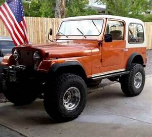 1979 Jeep Cj7 Renegade Levi Edition For Sale  Photos