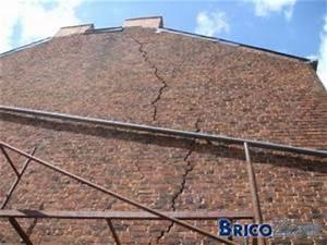 Reparation Fissure Facade Maison : fissure importante dans un mur de fa ade que faire ~ Premium-room.com Idées de Décoration