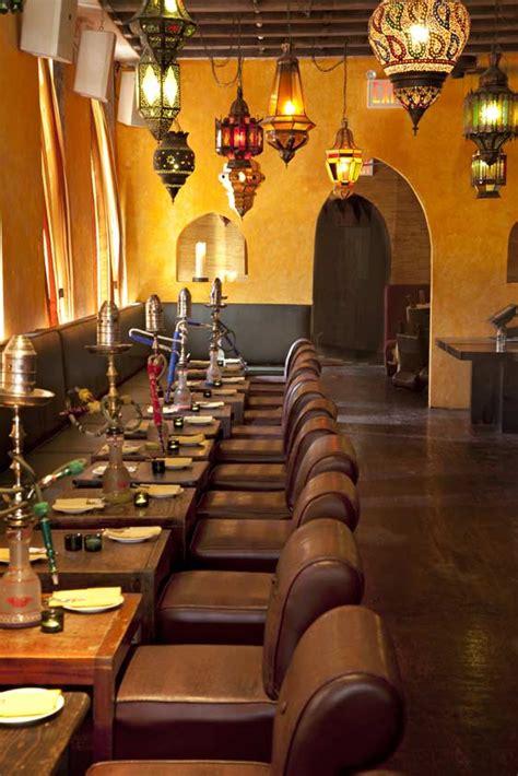 west village moroccan restaurant  indooroutdoor