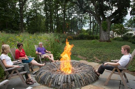 wood burning pit ideas 10 beautiful pictures of outdoor fireplaces and fire pits outdoor design landscaping ideas