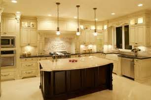 Dream Home Design Interior: Kitchen Lighting Trends