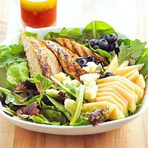 fresh salads 23 garden fresh salad recipes bhg com