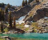 Clyde Aspevig Paintings