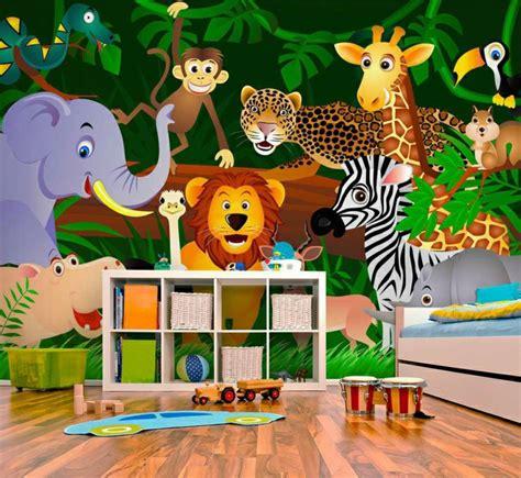 Kinderzimmer Deko Löwe by Fototapete Im Kinderzimmer 30 Wandgestaltung Ideen