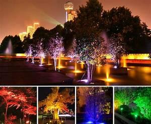 Outdoor, Tree, Lighting, Waterproof, Ip65, Low, Voltage, Led, Tree, Up, Lights