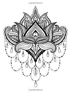 Real drawing of mine. Lotus drawing. Mandala. Drawing design. Geometric drawing. Tattoo idea