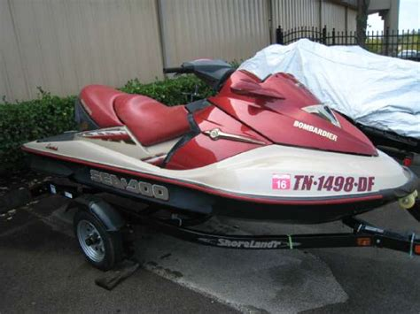 2002 Sea-doo Gtx 4-tec For Sale In Louisville, Tennessee