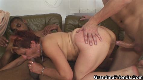 Hot Old Lady Takes Two Cocks At Once Hd Porn B Xhamster
