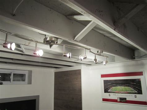 unfinished basement ceiling lighting ideas best unfinished basement ceiling ideas on a budget modern