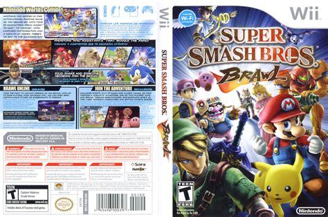 Rsbe01 Super Smash Bros Brawl