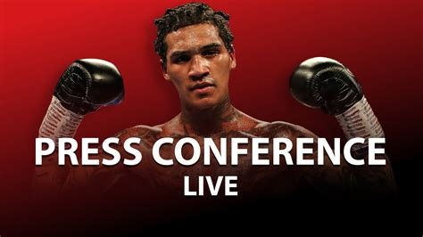 Benn vs Formella: Live stream of Conor Benn's press ...