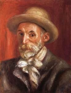 Berthe Morisot Museum: Self-Portrait Pierre Renoir