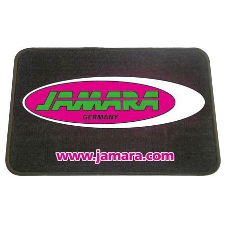 zerbino con logo jamara tappetino zerbino con logo jamara 60x40cm vendita