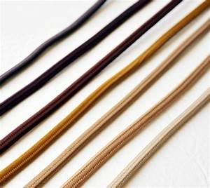Cloth Covered Electrical Wire