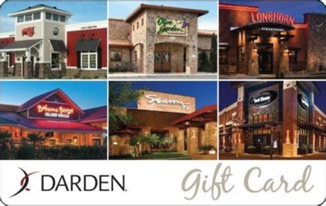 eBay: Get a $50 Darden e-gift card for $42.50 (use at ...