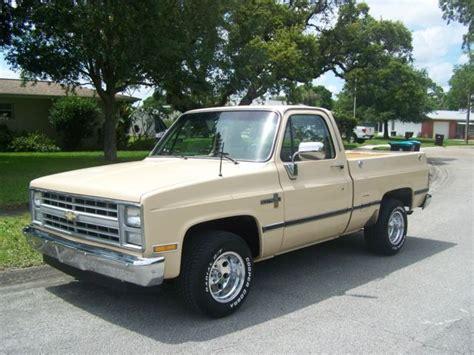1986 Chevrolet Silverado by 1986 Chevy Silverado Scottsdale Swb Truck For