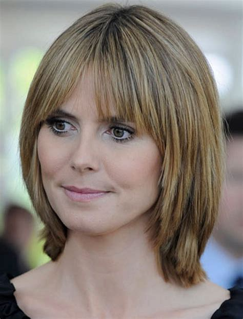haircuts for with bangs medium bob haircuts with bangs 1000 images about layered