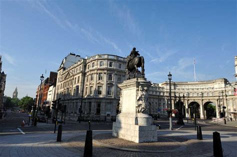 admiralty arch  mall london building  architect