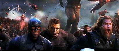 Avengers Endgame Scene Credits Marvel Last End