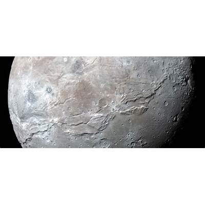 Why Charon Has a Strange Dark North PoleRealClearScience