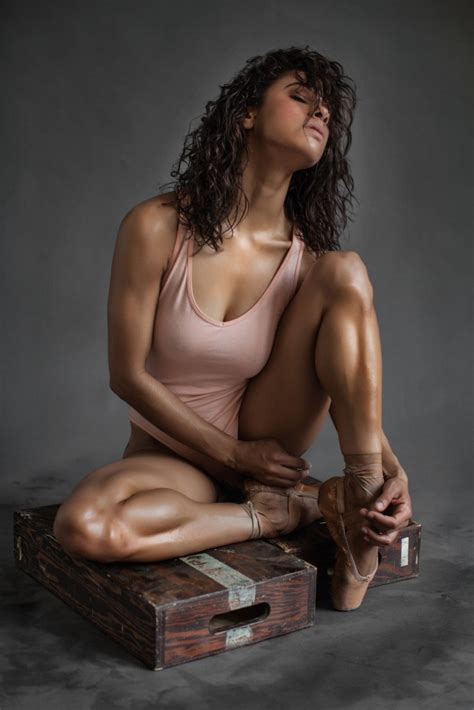 Misty Copeland Nude Celebrity Leaks