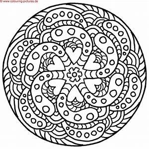 Ausmalbilder Mandala Vorlagen Kostenlos Malvorlagen Zum