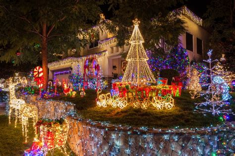 àmazing christmas decoration pictures in hd tn vacation to tour all the best displays of lights