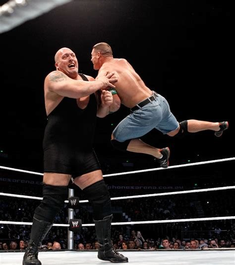 Bid Now Photos Of The Big Show S New Look Clean Shaven Pwmania