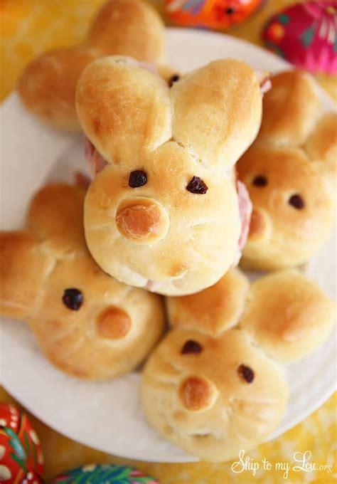 bunny rolls skip   lou