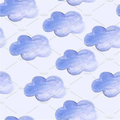 cloud design patterns 11 cloud patterns psd png vector eps format