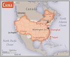 China Geography 2018, CIA World Factbook