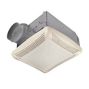 How To Install Bathroom Fan With Light by Mobile Home Bathroom Exhaust Fan Bath Fans