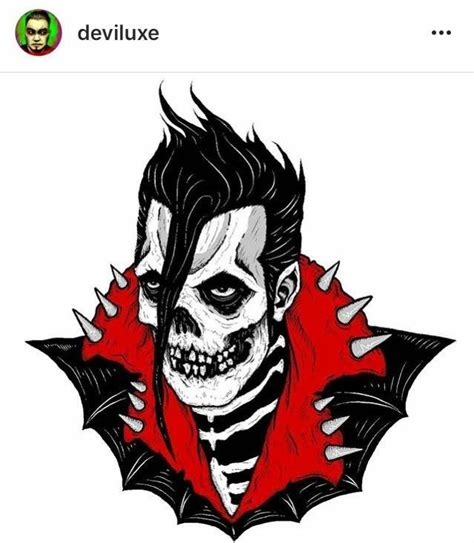 Pin by Xoannan Parry on Danzig & Doyle | Horror punk ...