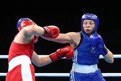 Lauren Boxing Dai Sport Sofia European Looking